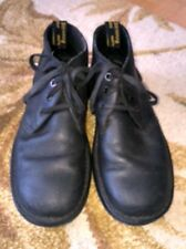 Dr Martens DM's Industrial Sussex Black Leather Chukka Boots Men's Size 13 M