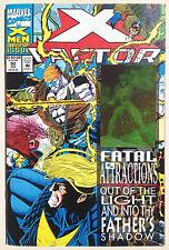 Comics VO: X-Factor 92 (Couverture Holographique) Scott Lobdell, Joe Quasada