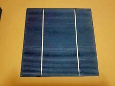 10 pcs Solar Cell 6x6 2bb,16.2%, 3.94W ,A Grade,poly celle DIY polycrystalline