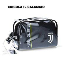 Trousse Juventus Astuccio Seven Get Ready prodotto Ufficiale 20x14x8 cm