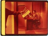 Star Trek TOS 35mm Film Clip Slide Lights of Zetar Clapper Board McCoy 3.18.22
