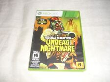 Red Dead Redemption: Undead Nightmare (Microsoft Xbox 360, 2010)  COMPLETE