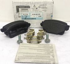 GENUINE RENAULT SCENIC 3 REAR BRAKE PADS 440608061R R13/R13H