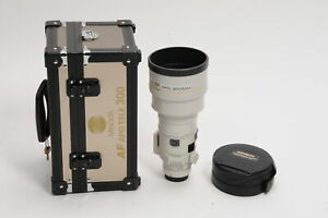 Minolta AF 300mm f2.8 High Speed APO Lens 300/2.8 Sony #160