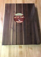 """24"""" x 18"""" x 1 3/4"""" Black Walnut Cutting Board"""