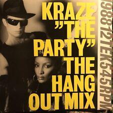 KRAZE • The Party • Vinile 12 Mix • 1988 BTECH