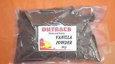 250g Bourbon (Planifolia) ground Organically grown Vanilla bean Powder