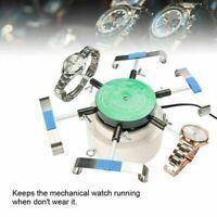 Automatic Mechanical Watch Winder Holder Storage Container Display Organizer