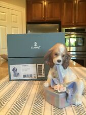 Lladro 8312 Can't Wait - Perfect/New in Original Box
