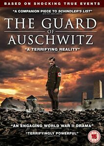 THE GUARD OF AUSCHWITZ - DVD **NEW SEALED** FREE POST**