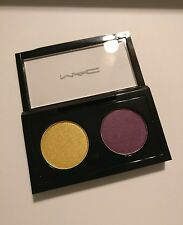 Authentic MAC - Eyeshadow X 2 Palette - DOUBLE FEATURE 1