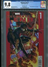 Ultimate End #1  (Bagley variant)  CGC 9.8  WP
