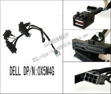 New DELL 0X5M4G HD Mini SAS (SFF-8643) to 4 x 12GB SAS (SFF-8680) w/6-pin Power