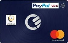 VCC For Paypal verification Work Worldwide Fast Delivery