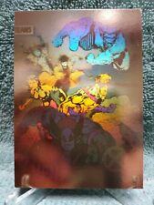 1992 Impel Marvel X-Men Series I Hologram XH-5 Team Card Beast Cyclops Cable