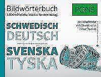 PONS Bildwörterbuch Schwedisch (2017, Taschenbuch)