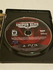 Sniper Elite V2 SILVER STAR EDITION (PS3) DISC ONLY  Tested