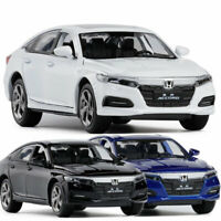 1:32 Honda Accord Model Car Diecast Gift Toy Vehicle Kids Collection Pull Back