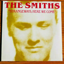 THE SMITHS STRANGEWAYS HERE WE COME LP RARE PINK TITLES SEALED