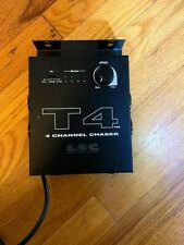 Elation Professional T4 4 Channel Chaser Lighting Controller