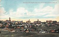 Slippery Rock Pennsylvania~Birdseye View~Homes~Farms~Normal School~1911 PC