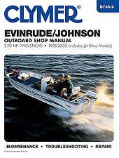 B7352 Johnson Evinrude 2-70hp 1995-2007 Outboard Service Repair Shop Manual