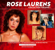 ROSE LAURENS COLLECTION - BEST OF VOLUME 1 - 4 CD BOX NEW SEALED