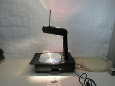 Dukane 28A600 Portable Overhead Projector-Working