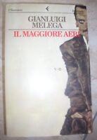 GIANLUIGI MELEGA - IL MAGGIORE AEBI - ED:FELTRINELLI - ANNO:1996 (QB)