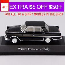 1/43 IXO WILLYS ITAMARATY (1967) Die Cast Car Model Rare Collection