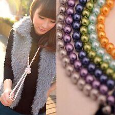 Modeschmuck-Halsketten & -Anhänger aus Metall-Legierung Perlen für Damen