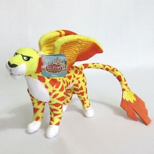 Disney Migs Elena of Avalor Plush 8 Inch Flying Jaguar Stuffed Animal New