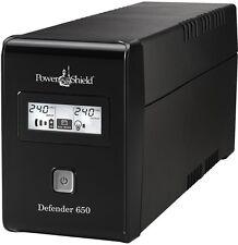 Power Shield Defender LCD 650VA UPS[PSD650]