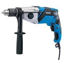 DRAPER 1010W HAMMER DRILL 2 SPEED GEARBOX VARIABLE SPEED CONTROL 20502 230V