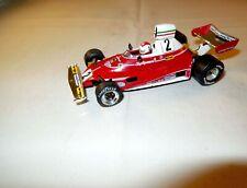 1:43 QUARTZO Formel 1 F1 Modellauto 1976 FERRARI 312 T Clay Regazzoni rot 1:43