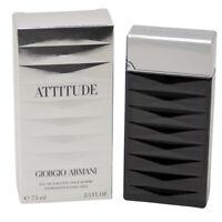 [SALE] Giorgio Armani Attitude Eau de Toilette 75 ml / 2.5 OZ - Brand New In Box