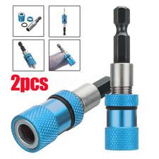Brand New 2 X Magnetic Drywall Screw Bit Holder 1/4inch Hex Shank Drill Screw