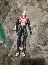 """Marvel Legends 6"""" Spiderman 2099 Hasbro Sandman Loose"""