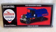 Chevron 1925 Kenworth Tanker Special Edition New In Box  1:34 Scale