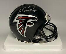 Matt Ryan Signed Atlanta Falcons Mini Helmet Beckett BAS COA Autographed AUTO