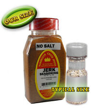 JERK SEASONING NO SALT, FRESH NATURAL PURE SPICES
