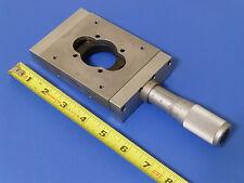 Newport / Micro-Controle Linear Translation Stage, 40mm Range