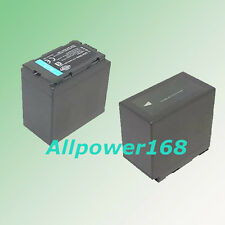 For Panasonic Battery AG-DVX100A CGA-D54s CGA-D54 LIP540  Rechargeable Lithiu