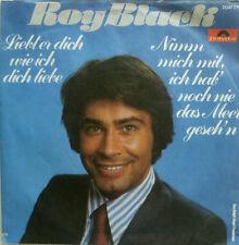 "7"" 1976 M -! Roy BLACK ama lui ti quanto ti amo"