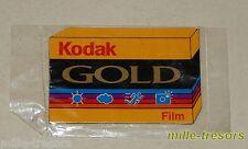Ancien MAGNET KODAK - Pellicule KODAK Gold Film NEUF sous sachet