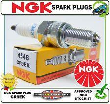 Nuevo OE NGK BUJÍA CR9EK (4548) se conecta Suzuki GSX750F GSXF GSX750 GSX 750 04