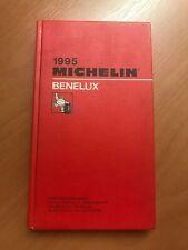 Guide Michelin Benelux 1995