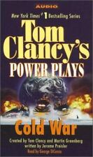 Tom Clancy's Power Plays: Cold War No. 5 by Tom Clancy (2001 cassette tapes)