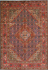 """6' 6"""" x 9' 8""""  Tabriz,  Wool,  Authentic Hand Knotted Persian Rug"""
