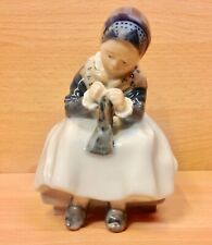"Royal Copenhagen ""Lady Sewing"" Figurine No.1314."